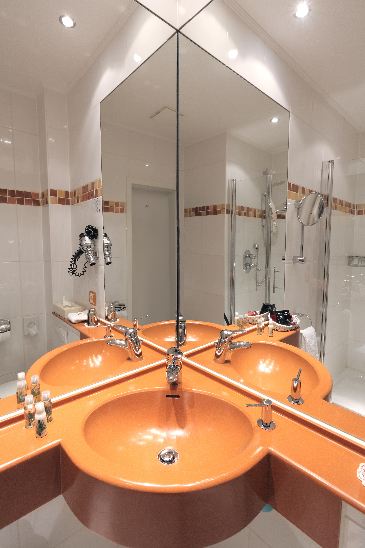 Badezimmer – Hotel am Schloss Aurich