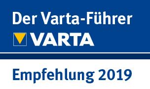 Varta Siegel 2019